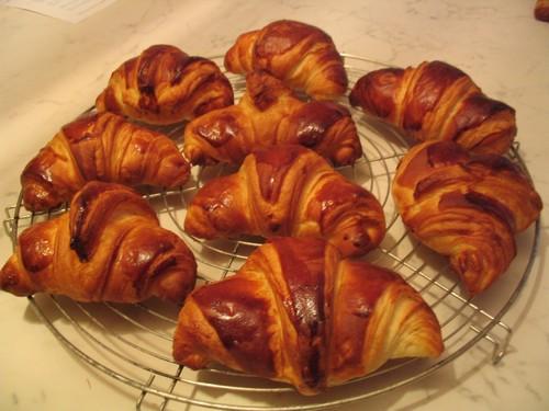 CROISSANTS ROGALAKH Croissants