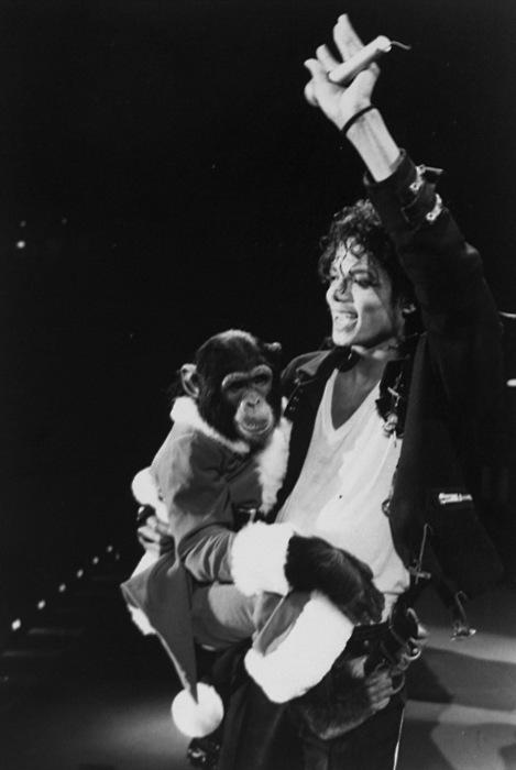 Raridades: Somente fotos RARAS de Michael Jackson. - Página 8 Bubbles-christmas-merry-christmas-michael-jackson-Favim.com-325308