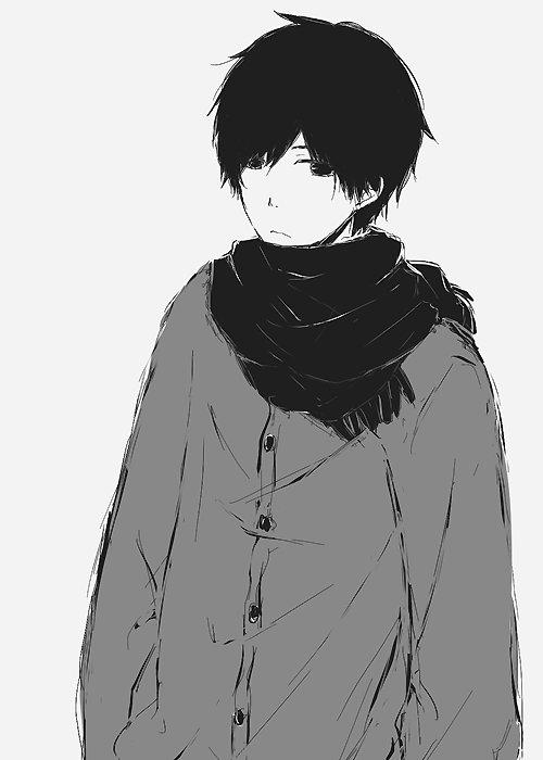صور انمي black and white  Adorable-anime-anime-boy-black-n-white-boy-Favim.com-334286