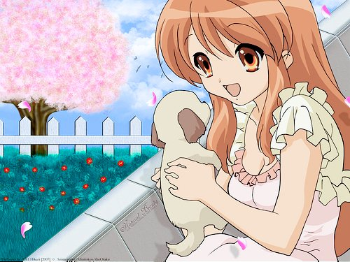 Full to Empty -RP App Anime-cute-dog-girl-kawaii-Favim.com-346552