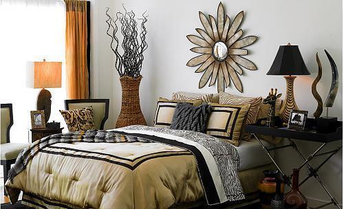 غرف نوم رائعة Beautiful-bed-bedroom-chair-colorful-Favim.com-364249
