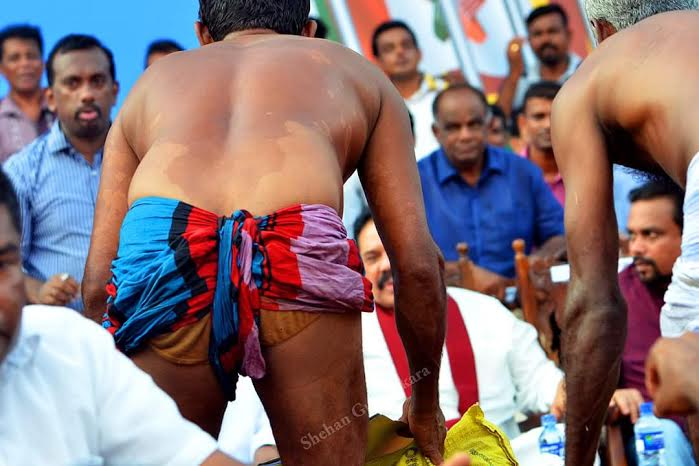 Meka Mahinda Rajapaksege Wadak 2-2016March17-HydeParkRelly