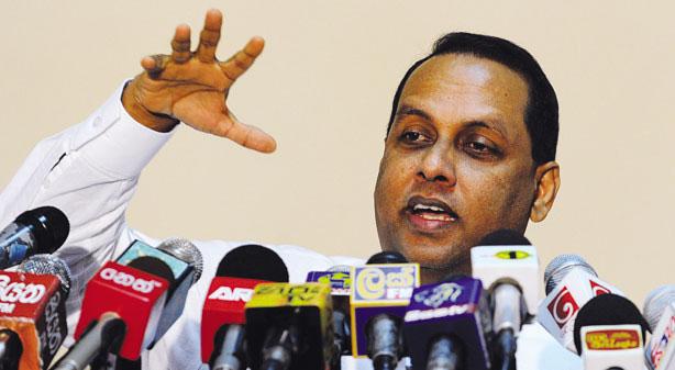 Real UNP Era begins - market should go Mahinda_Amaraweera_press