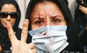 Hi Everyone , From Iran (Persia) IRAN-WOMEN-GREEN-MOVEMENT-300x184