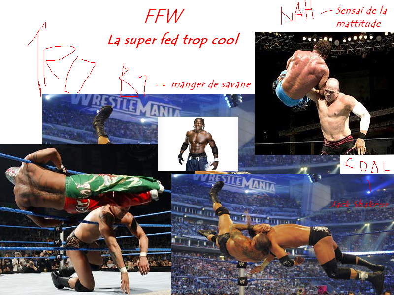 French Wrestling Federation