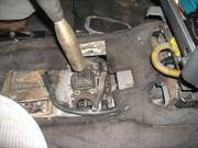 Cambio de motor 4m40 por 4g54 DSCN2771