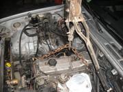 Cambio de motor 4m40 por 4g54 DSCN2762