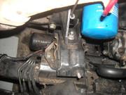Cambio de motor 4m40 por 4g54 DSCN2811