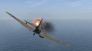 LA futur simulation de warbirds End_of_a_BF109_004