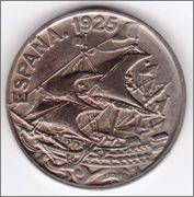 25 céntimos 1925 Image