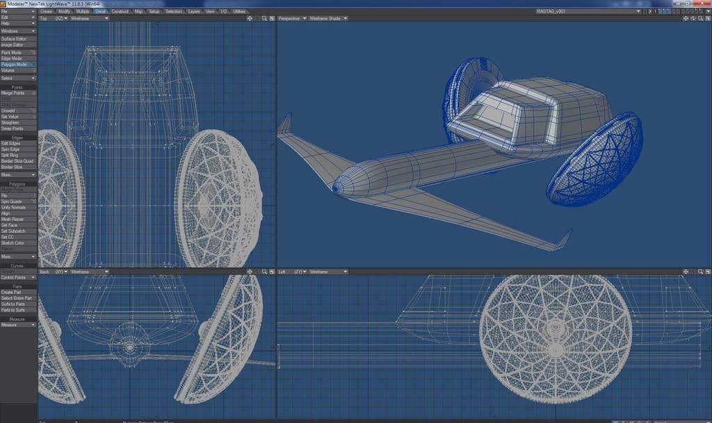 Emilon Provident-Class 3D CGI Model 14672805_10210814258410509_305193189_o