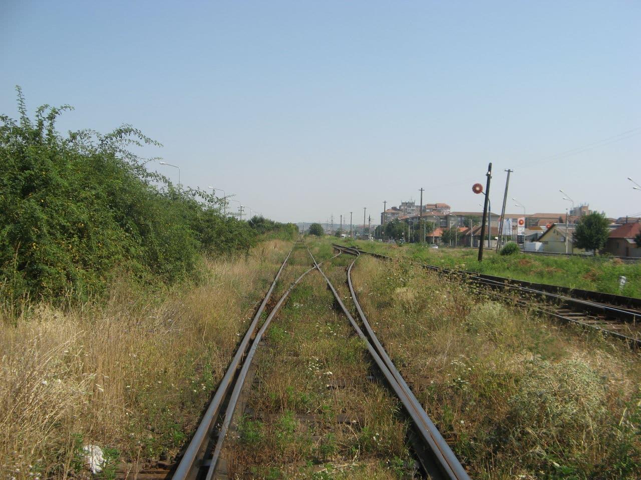 Calea ferată directă Oradea Vest - Episcopia Bihor IMG_0006