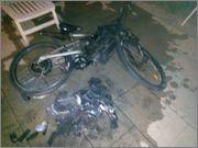 CUIDADO CON LAS LIPOS!! Mi bici quemada. FOTOS IMG_20150501_WA0001