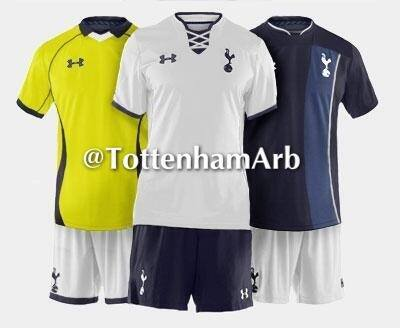 New Spurs kit 2013/14 New_kit