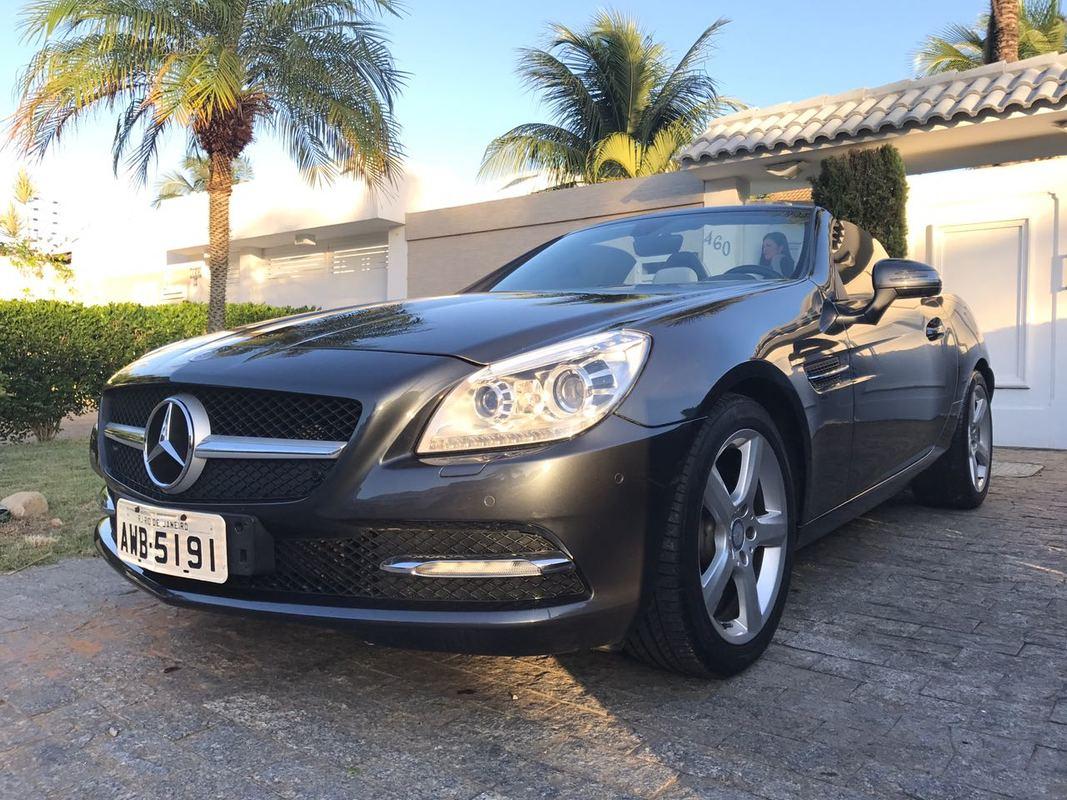 R172 SLK 250 2012/2012 - R$ 122.000,00 IMG-20170515-_WA0068