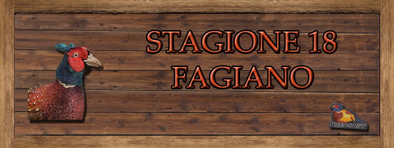Fagiano - ST. 18 FAGIANO