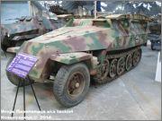 Немецкий средний бронетранспортер SdKfz 251/7  Ausf D,  Musee des Blindes, Saumur, France 251_7_Saumur_162
