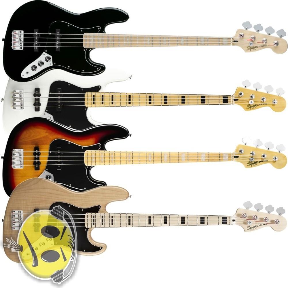Squier jazz bass ... qual série é a mais aconselhável ?  Squier_jb