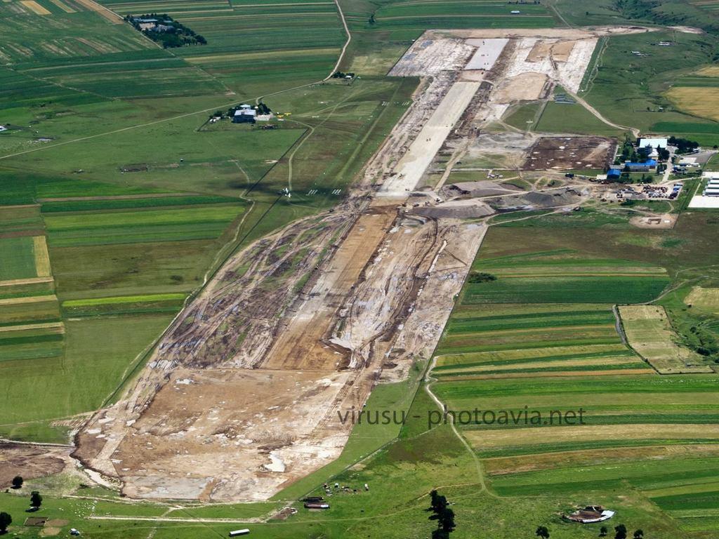 AEROPORTUL SUCEAVA (STEFAN CEL MARE) - Lucrari de modernizare - Pagina 2 105