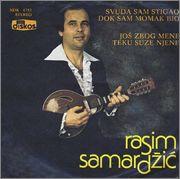 Rasim Samardzic-Diskografija Rasim1978prednja