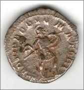 Antoniniano de Hostiliano. PROPVGNATORI. Roma. Smg_644b