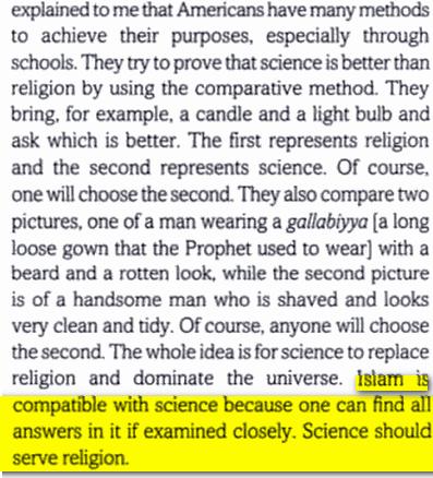 science et islam sont compatibles Rerrerer