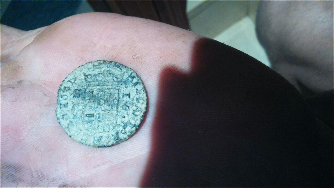 16 maravedis de 1664, Felipe IV Sevilla. IMG_20150519_WA0002