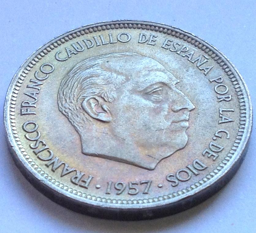 50 pesetas 1957 *59  IMG_7034