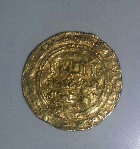 Dinar de Yahyá   412-413 y 416-417, califato de Cordoba. IMG_20150930_WA0000