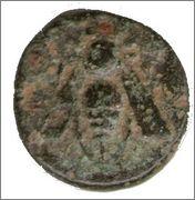 AE12 de Éfeso 390-300 A.C. (1) Smg_395a