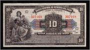 10 soles de oro Perú 1941 Peru1