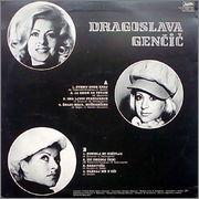 Dragoslava Gencic - Diskografija  Dragoslava_Gencic_1983_z