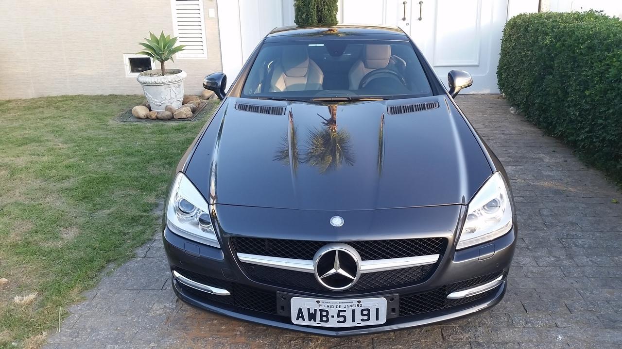 R172 SLK 250 2012/2012 - R$ 122.000,00 20170515_164346