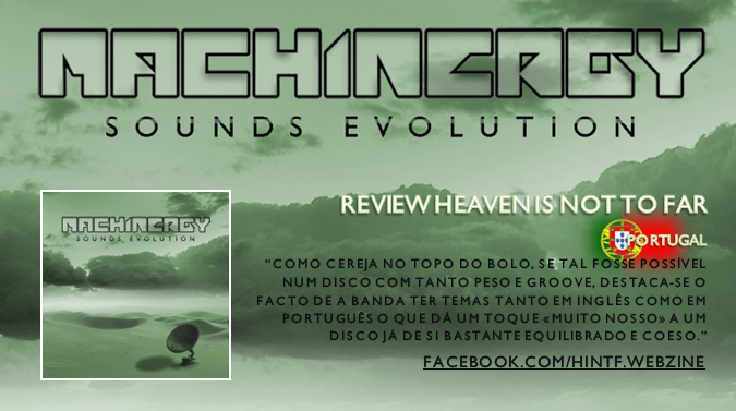 "MACHINERGY ""Sounds Evolution"" 2014 Review_Hintf"