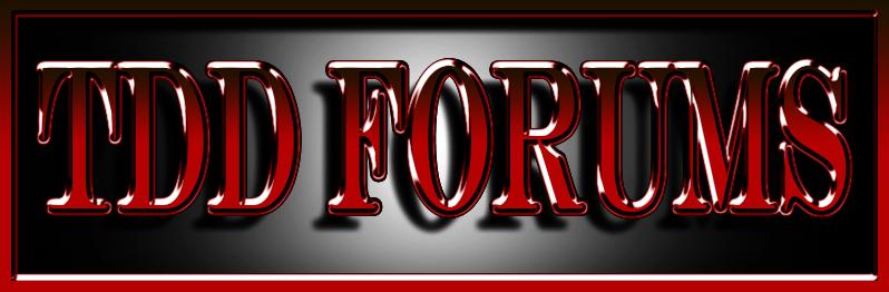 TDD Forums