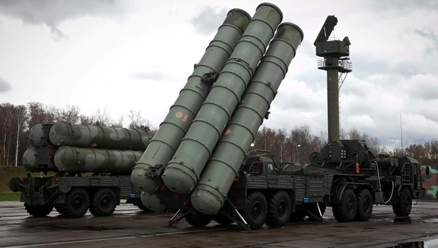 S-400 SAM for India S400