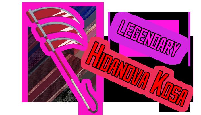 Mystery Gift  ( 50% SALE! ) Legendary_kosa