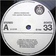 Jovica Nonkovic - Diskografija  1983_za