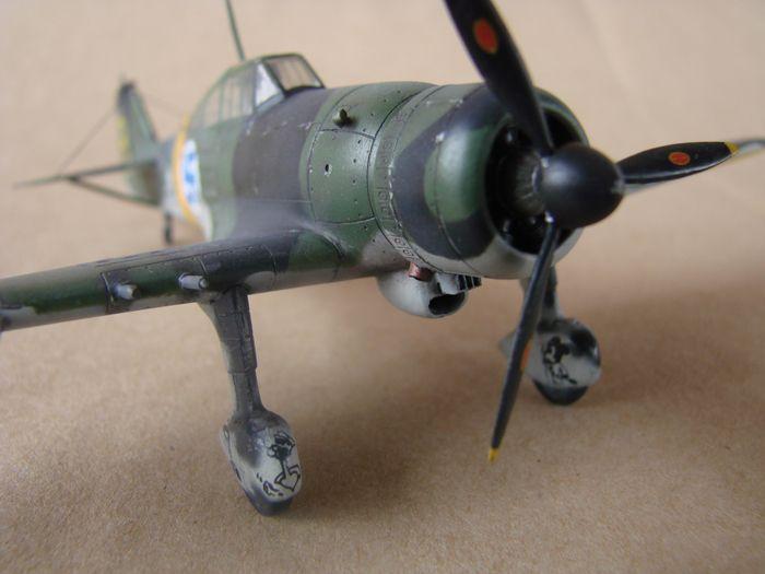 Finski Fokkeri D.XXI, Special Hobby, 1/72 DSC01490
