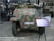 Немецкий средний бронетранспортер SdKfz 251/7  Ausf D,  Musee des Blindes, Saumur, France 251_7_Saumur_163