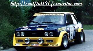 SEAT FIAT 131