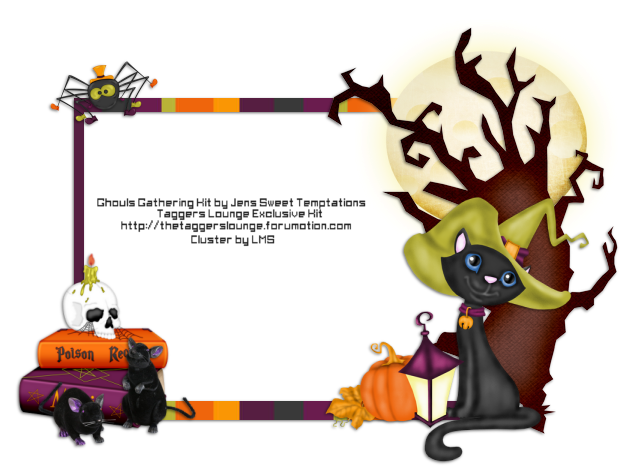 Ghouls Gathering Kit TTLGhouls_Gathering-lms