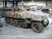 Немецкий средний бронетранспортер SdKfz 251/7  Ausf D,  Musee des Blindes, Saumur, France 251_7_Saumur_165