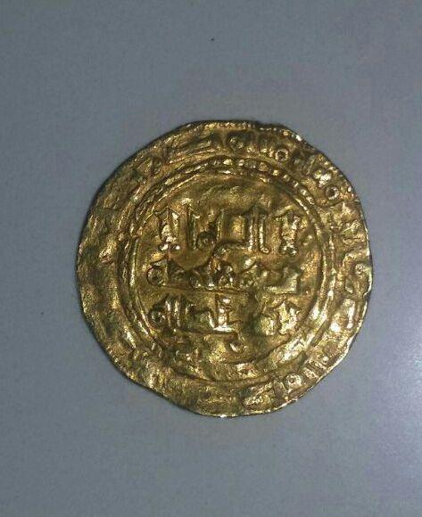 Dinar de Yahyá   412-413 y 416-417, califato de Cordoba. IMG_20150930_WA0002