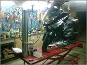 El elevador: pieza basica del taller Foto0236