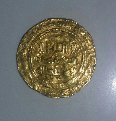 Dinar de Yahyá   412-413 y 416-417, califato de Cordoba. IMG_20150930_WA0001