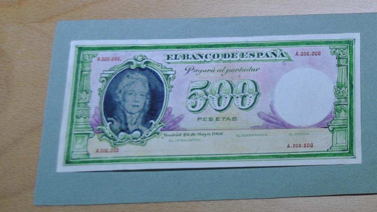 ¿Que valor puede tener un proyecto original de billete? DSC_0026_anverso