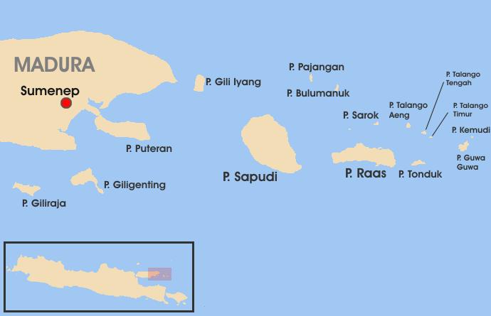 8 Reales 1778. Méjico. Carlos III. El resello de Madura (Sultanato de Soumenep) Peta_Sumenep_Kepulauan_1