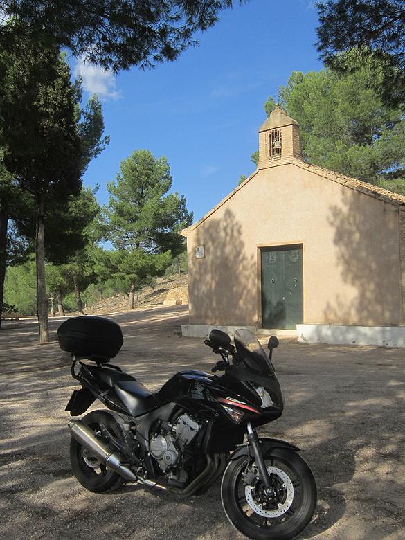 ALFAFARA-COVA DE BOLUMINI....ruta motosenderista Bolu38
