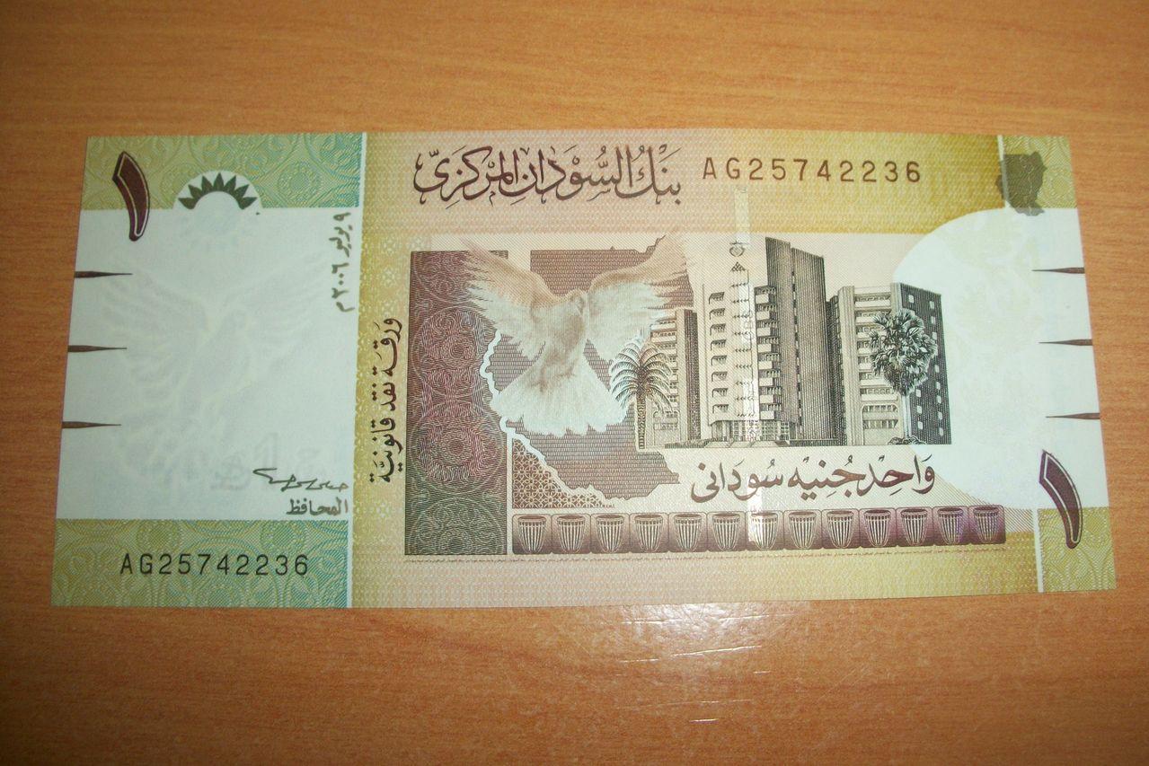 1 Pound Sudan, 2006 100_7329